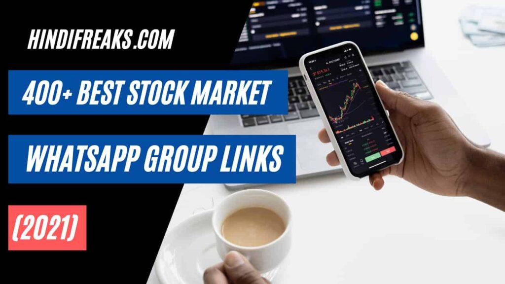 Best-Stock-Market-WhatsApp-Group-Links