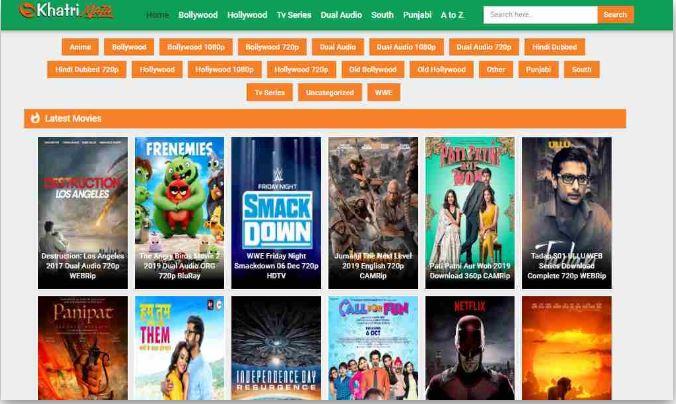 Khatrimaza Pro 2020 HD Movies Download