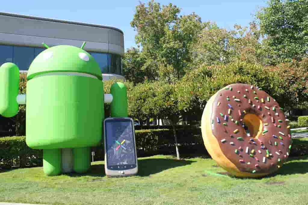 Android Donut in Hindi