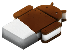 Android Ice Cream Sandwitch in Hindi