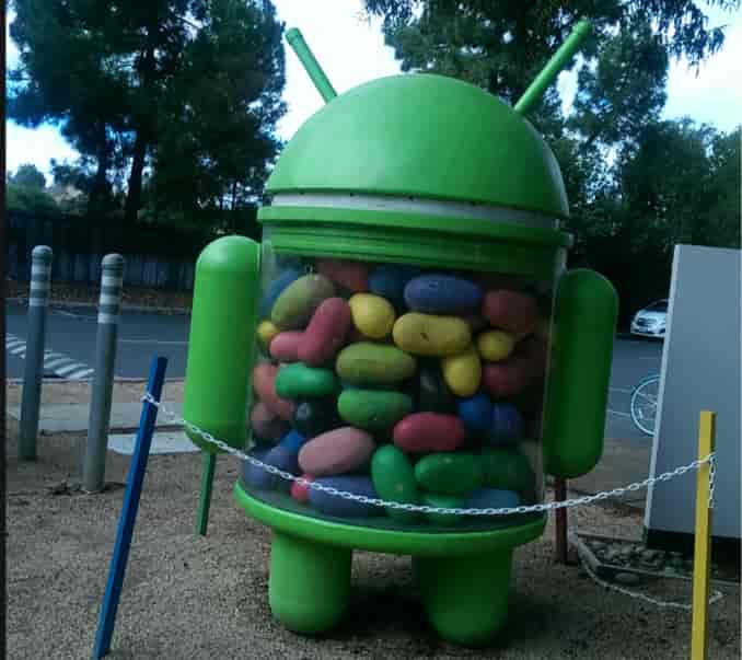Android Jelly Bean in Hindi