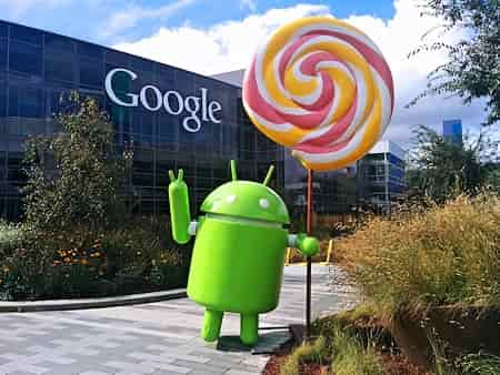 Android Lollipop in Hindi