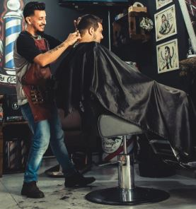 Barber Small Business Idea in Hindi