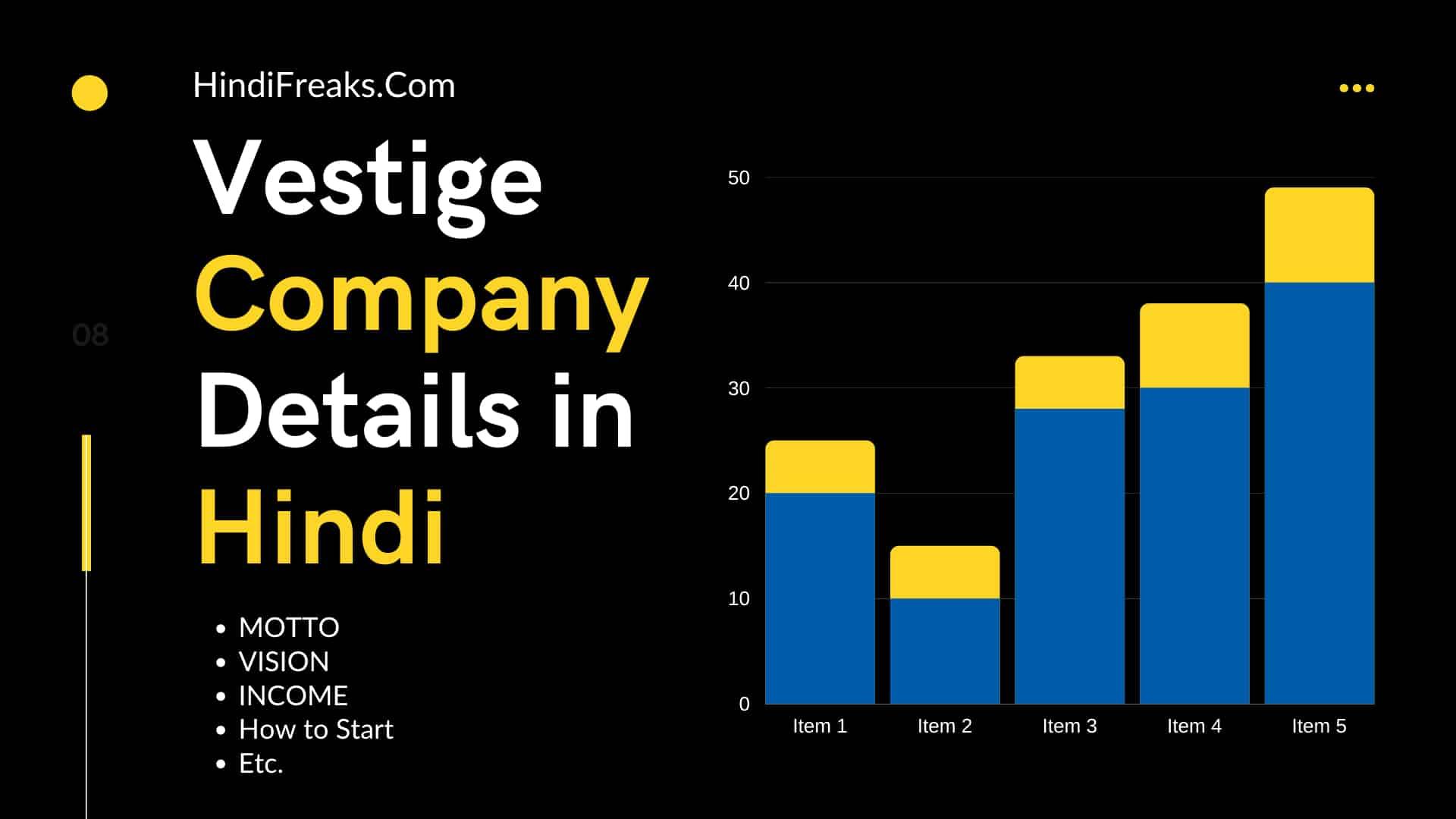 Vestige Kya Hai - Vestige Company Details in Hindi