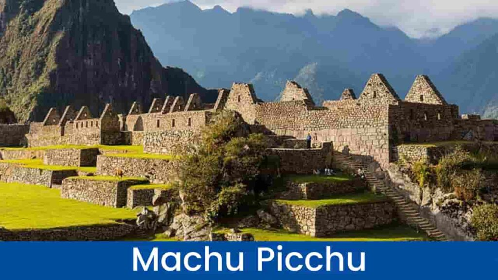 Machu Picchu History in Hindi
