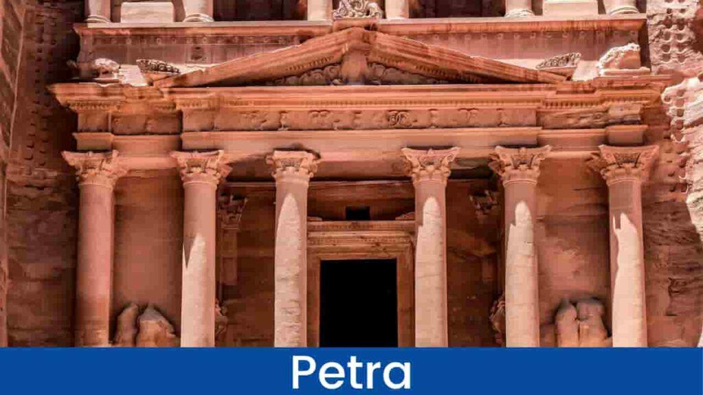 Petra History in Hindi