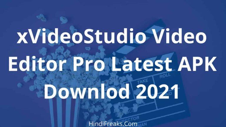 xVideosxVideoStudio Video Editor Pro Apk Download
