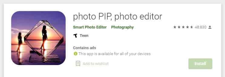 Photo-PIP